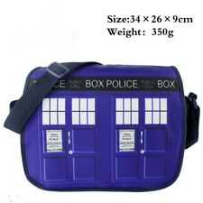Doctor Who Tardis Zipper Slouch Bag Purse Dr Who Shoulder Bags New!