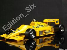 Burago 1:24 1986 Lotus Honda 97T 99T Formula one F1 Race Car