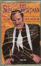 SLIM WHITMAN - SONGS YOU LOVE TO HEAR HIM SING - VOL.2 - CASSETTE - NEW