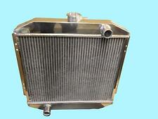 FORD CAPRI 2.8 & 2.9 COLOGNE ENGINE 55MM CORE RACE QUALITY RADIATOR UK MADE