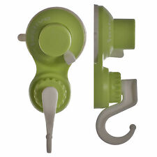Strong Suction Cup Holder for PVC Doors Christmas Wreaths & Decoration Hook