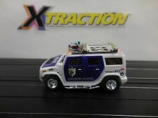 AUTO WORLD ~ Police Hummer H2 Body ~ Add Your Own Chassis ~ FITS AFX, JL, AW
