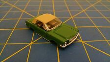 Green '69 Ford Mustang T-Jet HO Body Mid America HOE 4410