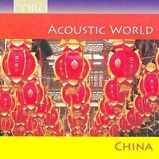 Acoustic World China (Man, Youren, Jinwen) CD NEW