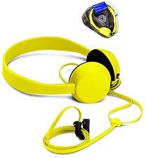 Nokia WH-520 Coloud Klopfen ohraufliegende Kopfhörer mit Mikrofon & Knotenfrei