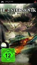 Playstation Sony PSP IL2 STURMOVIK BIRDS OF PREY OVP Neuwertig