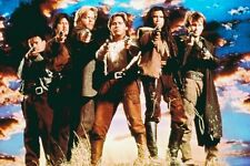 Lou Diamo Phillips, Kiefer Sutherland, Emilio Estevez Young Guns 24X36 Poster