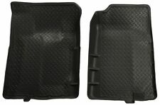 1988-1999 GMC K1500 Husky Classic Style Black Front Floor Liners Free Shipping