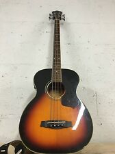Ibanez SGBE110-VS Acoustic-Electric Bass Guitar