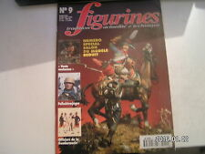 *** Revue Figurines n°9 Fallschirmjäger / Capitaine du 5eme Hussards