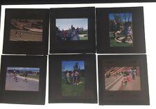 Lot Of 15 Vintage Color Slide 50's Mostly Children