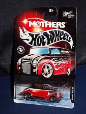 Hot Wheels Mothers Polishes Waxes Cleaner Promo Mom's Pro '34 Ford 3-Window