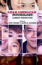 Asian American Psychology: Current Perspectives, , New Book
