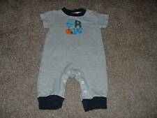 Gymboree Baby Boys Eric Carle Grow Outfit Hungry Caterpillar Size 0-3 months mos