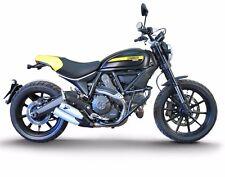 Ducati Scrambler Motorcycle Engine Guard Crash Bars Protecciones De Motor