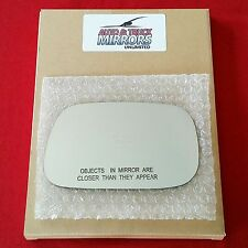 NEW Mirror Glass + ADHESIVE 02-06 TOYOTA CAMRY Passenger Right Side JAPAN