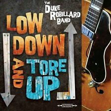 ROBILLARD,DUKE-LOW DOWN & TORE UP (DIG) CD NEW