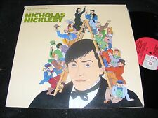 TV Soundtrack Gatefold Lp NICHOLAS NICKLEBY Dickens 1982 Royal Shakespeare Compy