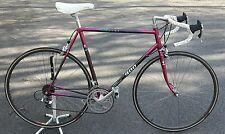 RARE !! VELO PEUGEOT TEAM LINE 900  CARBONE VINTAGE bike race