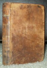 RARE, 1793, 1ST AMERICAN ED, GEORGE KEATE, SKETCHES FROM NATURE, JOURNEY MARGATE