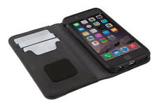 Moshi Overture Wallet Case 360° Protection iPhone 6 PLUS & 6S PLUS - Steel Black
