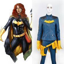 Batman Batgirl Cosplay Costume Full Set Custom Made