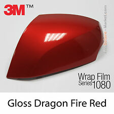 20x30cm FILM Gloss Dragon Fire Red 3M 1080 G363 Vinyle COVERING Series Wrapping