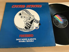 LYNYRD SKYNYRD -FREEBIRD/SWEET HOME ALABAMA,DOUBLE TROUBLE - UK UK MCA A1/B1 1st