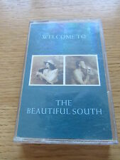Welcome To The Beautiful South - Cassette Album - Orginal Rare Withdrawn Sleeve