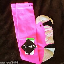 LADIES PINK KARRIMOR HIGH QUALITY COMPRESSION FLIGHT TRAVEL SOCKS 4/8UK 36/41