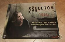 THE SKELETON KEY  movie poster KATE HUDSON original UK quad poster