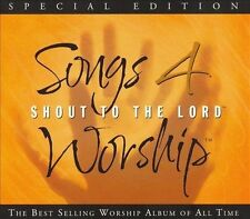 Songs for Worship: Shout to the Lord, Various Artists, Very Good Original record