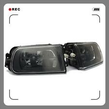 PAIR FRONT DRIVING BUMPER FOG LIGHTS LAMPS For BMW E39 5-Serise Z3 left & right