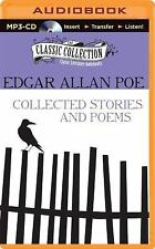 Edgar Allan Poe : Collected Stories and Poems by Edgar Allan Poe (2014, MP3...