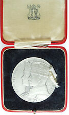 1935 Gt Britain OFFICIAL MEDAL FOR THE SILVER JUBILEE OF THE REIGN OF GEORGE V