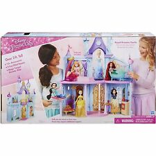 Disney Princess Royal Dreams Castle Doll House w/ Elevator & 15+ Accessories NEW