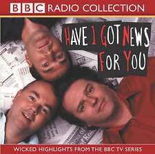 Have I Got News for You by (BBC Audio 2 CD Set 2003) Very good + condition