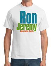 Ron Jeremy Appreciation Society - Funny - Mens T-Shirt