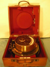 Antique analog electrical measuring device calibrated in 1913. PRICE REDUCED!!