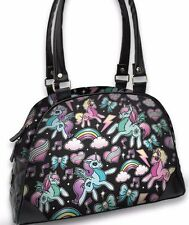 LIQUOR BRAND tattoo my little pony bowling bag purse rockabilly pin up punk