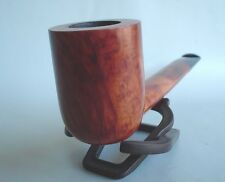 CESARE BARONTINI MADE IN ITALY STUART CHIMNEY-CANADIAN SMOOTH SHAPE BRIAR PIPE