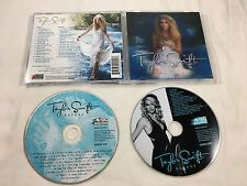 Taylor Swift (Deluxe Edition 2 Disc) by Taylor Swift (CD+DVD, 2007, Big Machine)