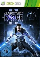 XBOX 360 STAR WARS THE FORCE UNLEASHED II 2 DEUTSCH * Sehr guter Zustand