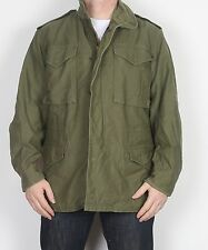 "M65 US Army Field Jacket Medium 38'' 40"" 42"" Green (23K)"