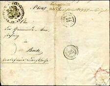 ÖSTERREICH 1873 HOLZGAU im LECHTHAL auf DIENSTBRIEF (J7823