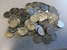 1976 Kennedy Bicentennial Half Dollar Lot 100 Coins $50.00 FV - P&D Mint Mix