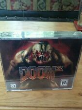 Doom 3 PC - Brand New 3 DISC GAME - Shooter in Hell - Sealed