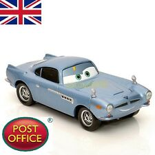 Original 1:55 Disney Pixar Cars 2 Diecast Finn Mc Missile Car Child Toy Gift