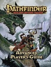 Pathfinder Advanced Player's Guide 2nd Printing RPG D&D