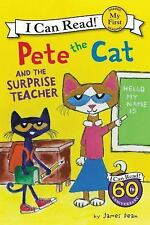 Pete the Cat and the Surprise Teacher (My First I Can Read), PAPERBACK, 2017